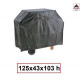 Telo copri barbecue copertura cover custodia impermeabile BBQ GAS PIETRA LAVICA
