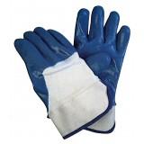 Pa 12 -  guanti in nitrile blu antitaglio rif.72170*