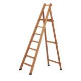 Scalotto in legno a 6 gradini