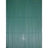 Pz 2 -  arella doppia ''bamboo'' in pvc mt.2,0x3 verde