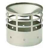 Terminale di scarico per stufa a pellet diametro 8