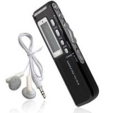 Mini registratore vocale digitale voice recorder 4 gb usb lettore mp3