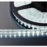 Striscia flessibile 60 led bianchi 5 metri illuminazione arredo casa locale