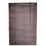 Tapparella ombreggiante legno/bamboo cm 150x300 arredo finestra casa sole