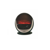 Termoventilatore stufa camino caminetto elettrico effetto fiamma da pavimento