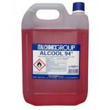 PZ 4 - Alcool etilico denaturato 94° 5 litri certificato