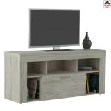 Mobile porta tv moderno in legno arredo soggiorno salotto 1 anta per televisione