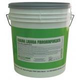 Guaina liquida fibrorinforzata grigia kg.20