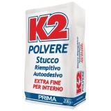 Stucco in polvere 'k2' da kg.20