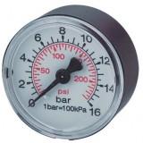 Manometro x compressore d.50 cod.bm108152