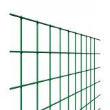 Rete elettrosaldata plasticata 50x75 h.100 rotolo da mt.25 per recinzione
