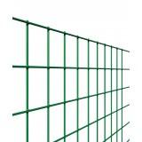 Rete elettrosaldata plasticata 50x75 h.120 rotolo da mt.25 per recinzione