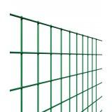 Rete elettrosaldata plasticata 50x75 h.175 rotolo da mt.25 per recinzione