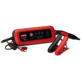 Caricabatteria con monitoraggio tronic t-charge 12 batteria V 12