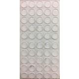 Pz 1000 -  paracolpo adesivo trasparente mm.10x3 'goccia'