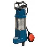 Elettropompa vortex acque luride potenza Hp - kW 0,50 - 0,37