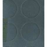 Mq 50 -  copripavimento bolle 'bolflex' h.200 grigio scuro