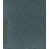 Mq 25 -  copripavimento bolle bolflex' h.100 grigio scuro