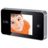 Spioncino digitale porta display lcd tft 2,6' 0,3 megapixel