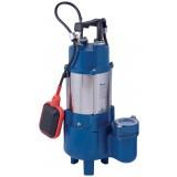 Elettroompa vortex acque luride potenza Hp - kW 1,5 - 1,1