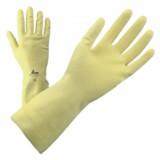 Pa 12 -  guanti in lattice uso domestico tg.s piccola