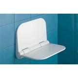 Gedy sedile sedia ribaltabile x doccia in resina termoplastica