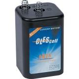 Batteria 6v per lampeggiante cantiere