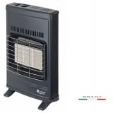 Stufa a gas  gpl infrarossi ventilata  a parete o pavimento 4200 w