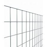 Rete elettrosaldata zincata f.1,70 50x75 h100 rotolo da mt.25 per recinzione