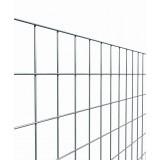 Rete elettrosaldata zincata f.1,70 50x75 h120 rotolo da mt.25 per recinzione