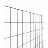 Rete elettrosaldata zincata f.1,70 50x75 h150 rotolo da mt.25 per recinzione