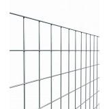 Rete elettrosaldata zincata f.1,70 50x75 h175 rotolo da mt.25 per recinzione
