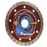 Grinding disco diamantato cont. mm.230 mod.pn-k