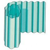 Mq 60 -  plastica ondulata neutra h.150