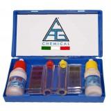 Test-kit x piscine (liquidi in flacone) analisi rapida