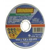 Grinding 100+10 minidischi x ferro 115x1,6