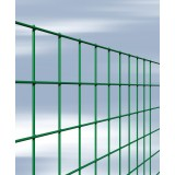 Rete elettrosaldata plasticata 50x75 h.200 rotolo da mt.25 per recinzione