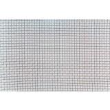 Kg 30 -  rete acciaio zincato tela quadra 1x1 f1 h. 80