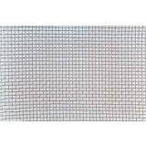 Kg 30 -  rete acciaio zincato tela quadra 1x1 f1 h.100