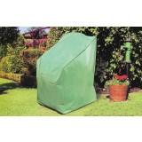 Copertura per poltrona giardino cm.65x65x110/150h