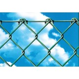 Rete griglia plasticata altezza cm.200 maglia mm 50x50 per recinzione