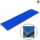 Materassino tappetino campeggio per sacco a pelo fitness yoga bestway blu