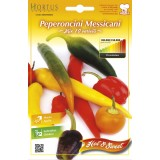 Pz 5 -  semi orto peperoncini messicani mix10