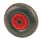 Ruota pneum. per carrelli art.pr1805-1 mm.260