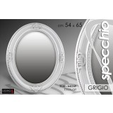Tod/specchio 54x3x64,5 grig     t3328/gh