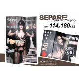 Separè h180*114 body donna woman sensual paravento 3 pannelli divisorio