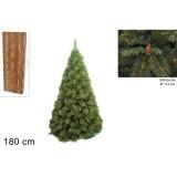 Albero di natale pino amsterdam 180cm