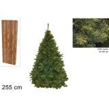 Albero di natale pino paris 255cm