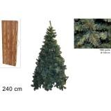 Albero di natale pino d'argentocm240 rami1560