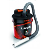Bidone aspirapolvere aspiracenere ashley 1.2 potenza 800 w, fusto da 14 l